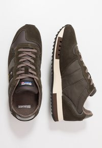 Blauer - QUEENS - Sneakers - dark brown - 1