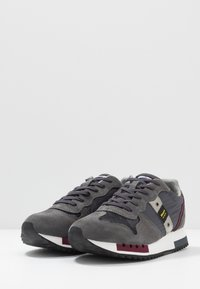 Blauer - QUEENS - Sneakers laag - grey - 2