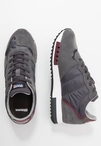 Blauer - QUEENS - Sneakers laag - grey - 1
