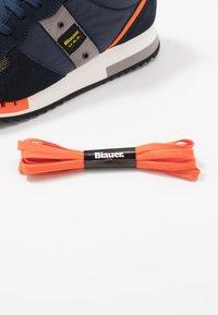 Blauer - QUEENS - Baskets basses - navy - 5