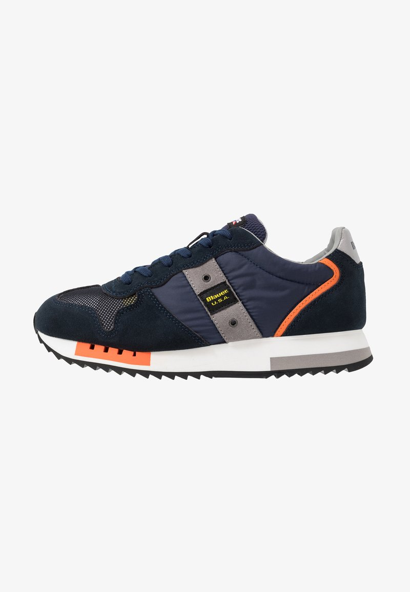 Blauer - QUEENS - Sneakers laag - navy