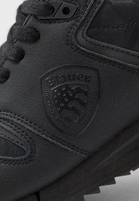 Blauer - MEMPHIS - Sneakers - black - 5