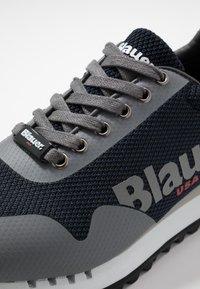 Blauer - DENVER - Sneakersy niskie - navy - 5