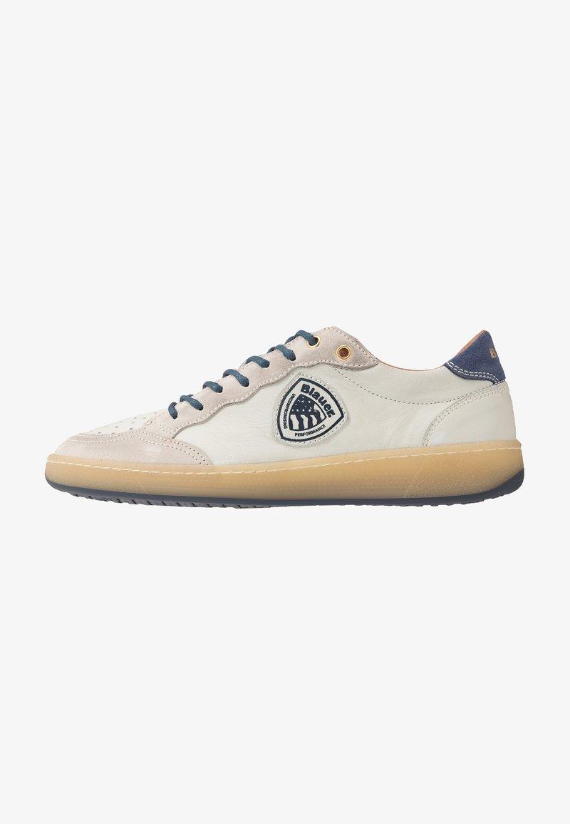 Blauer - MURRAY - Sneaker low - white/navy