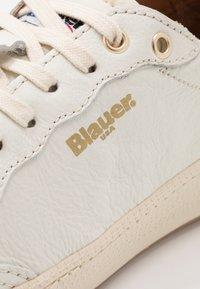 Blauer - MURRAY - Trainers - white - 6