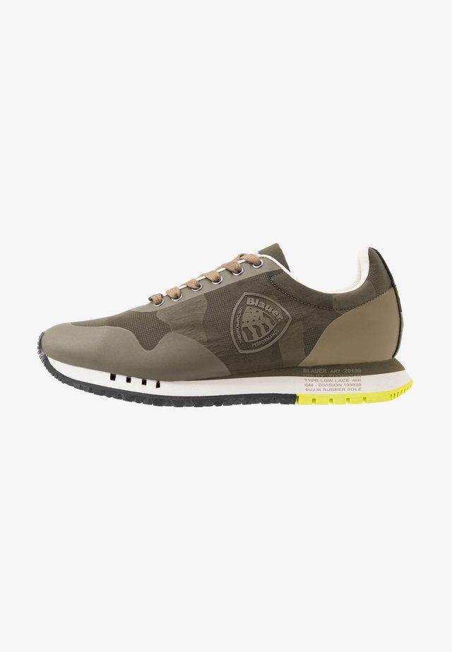 DENVER - Sneakers laag - military
