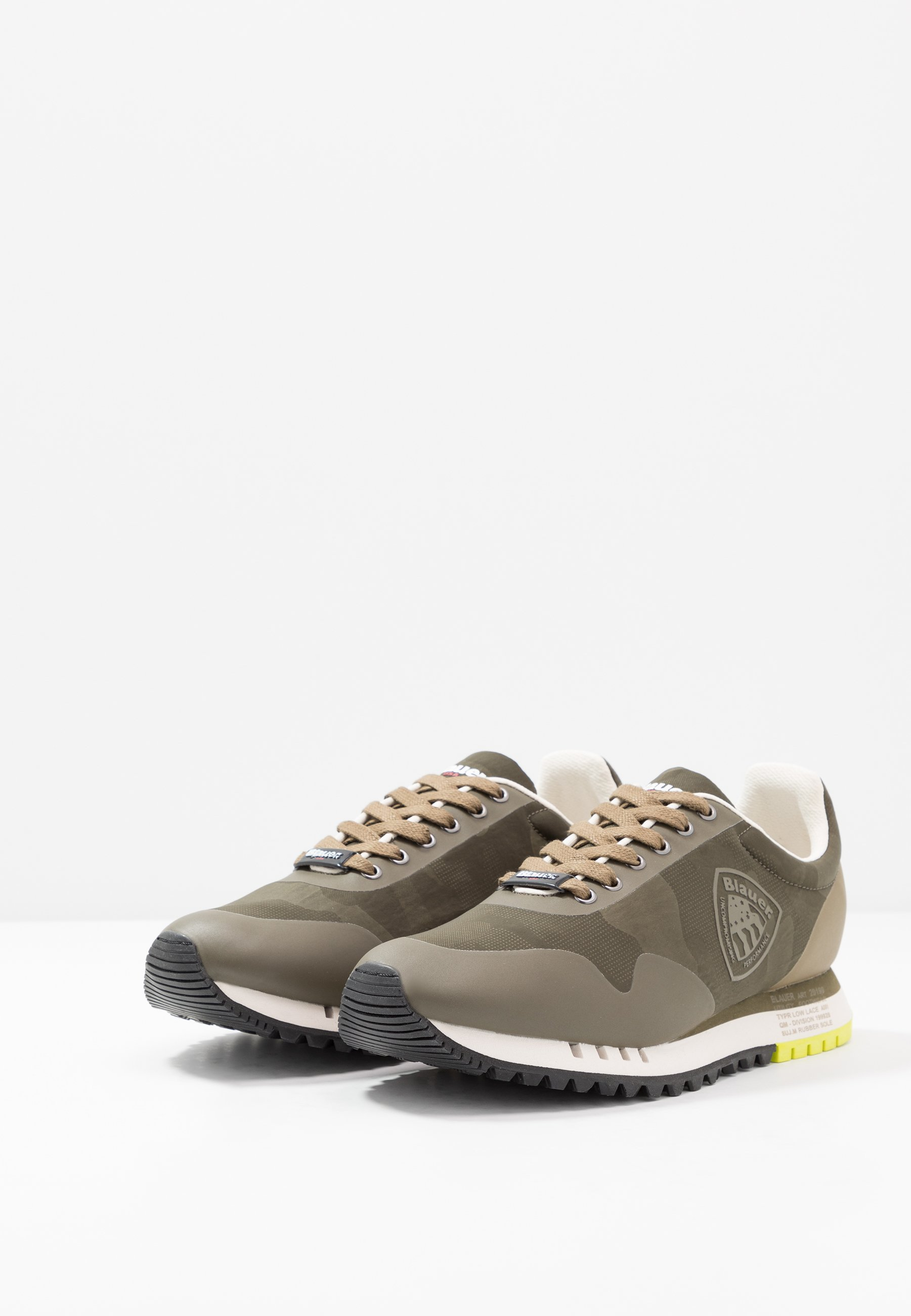 Blauer DENVER - Baskets basses - military