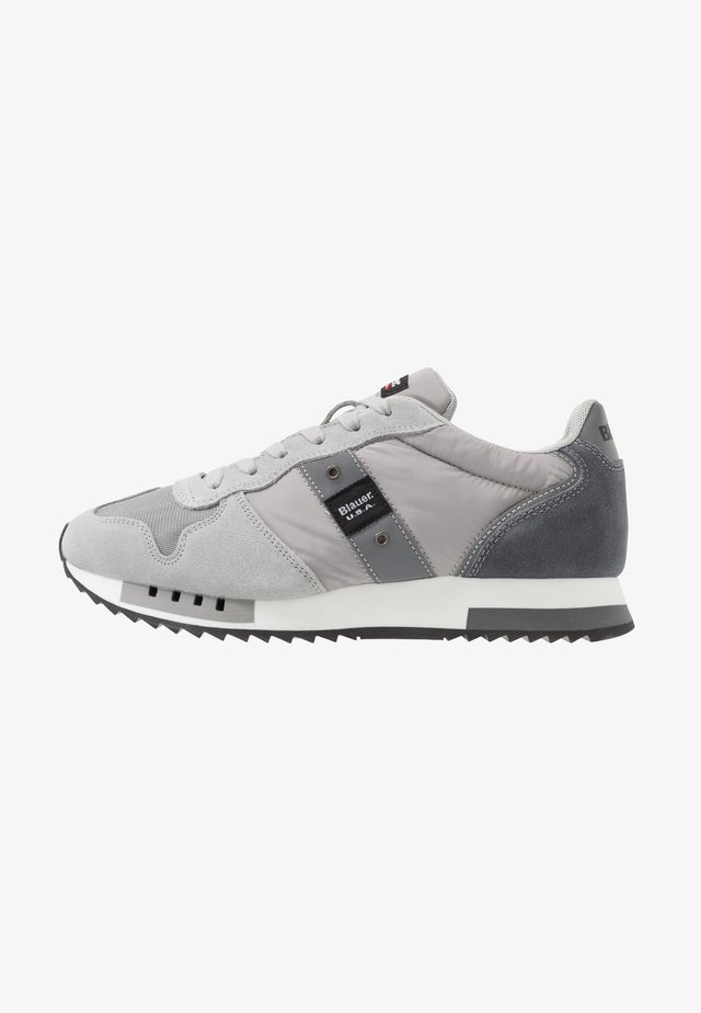QUEENS - Sneakers laag - light grey