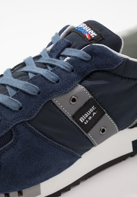 Blauer - QUEENS - Baskets basses - navy - 6