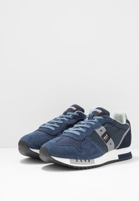Blauer - QUEENS - Baskets basses - navy - 2
