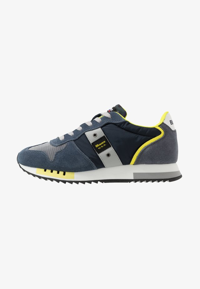 QUEENS  - Sneakers laag - navy