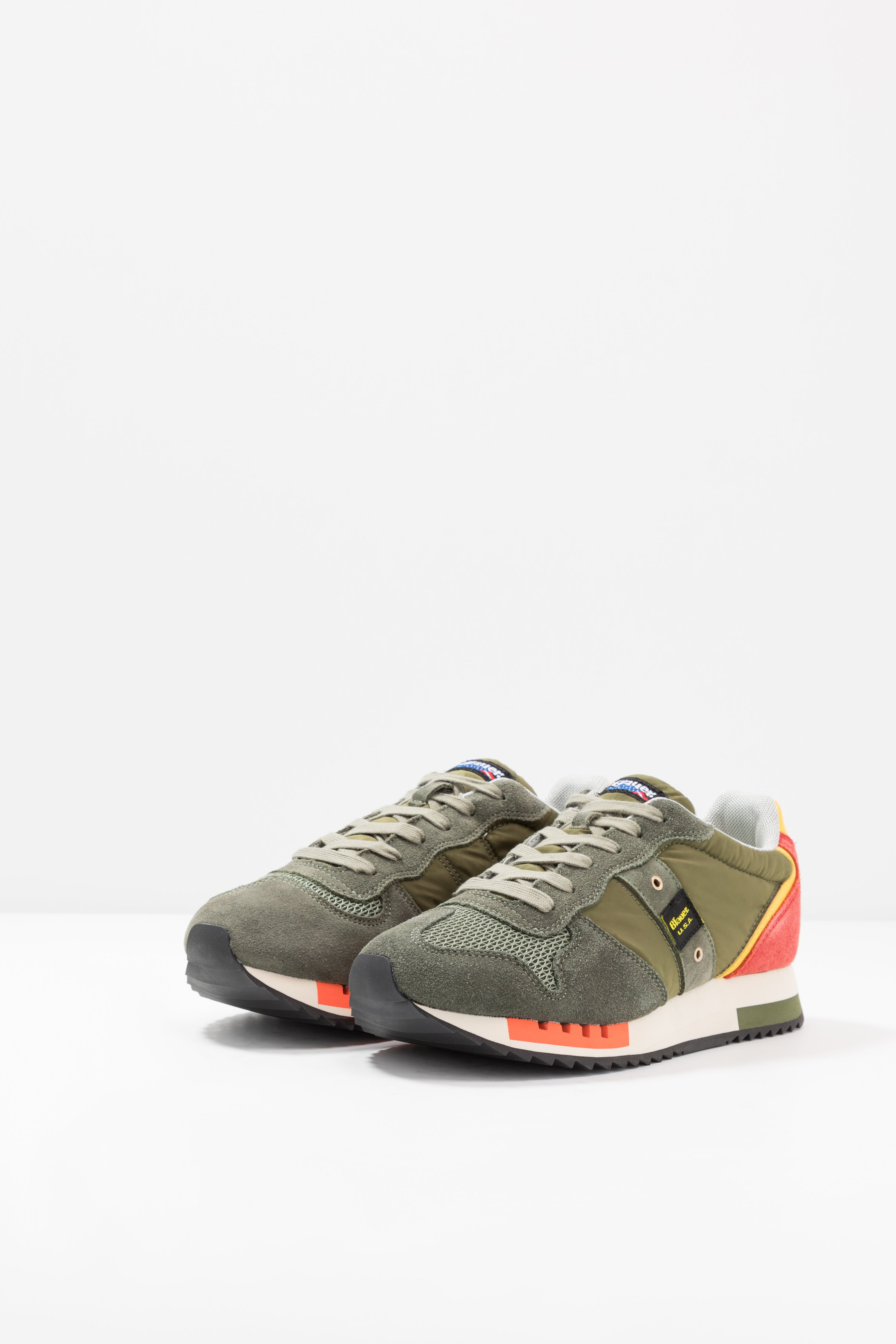 Blauer QUEENS - Zapatillas - khaki