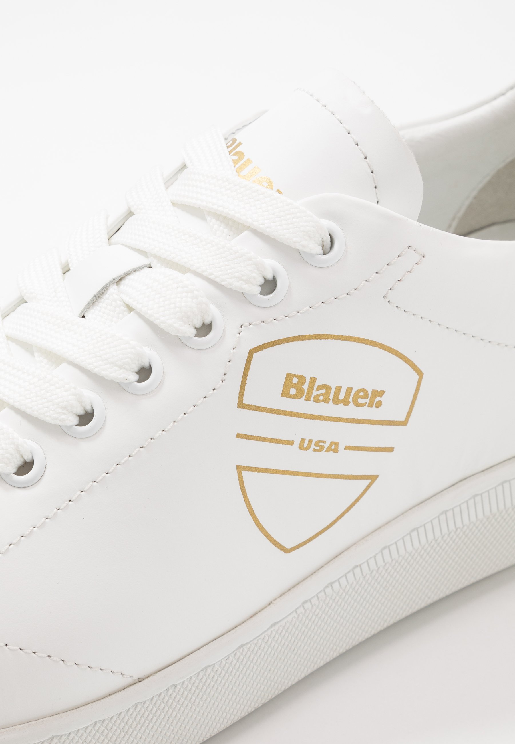 Blauer Keith 02 - Trainers White