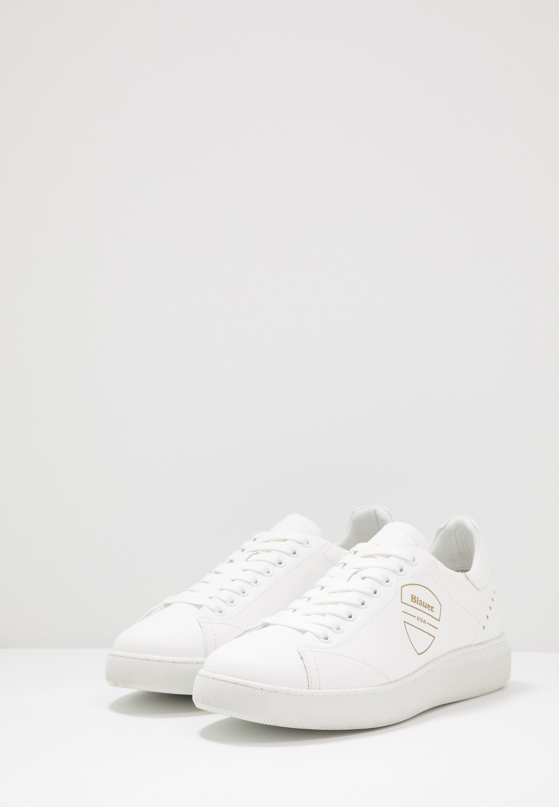 Blauer Keith 02 - Sneakers Basse White 1QXmtYq