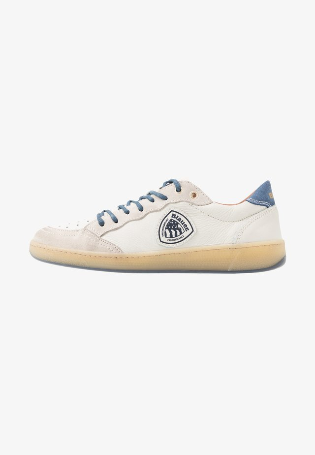 MURRAY - Sneakers laag - white/navy