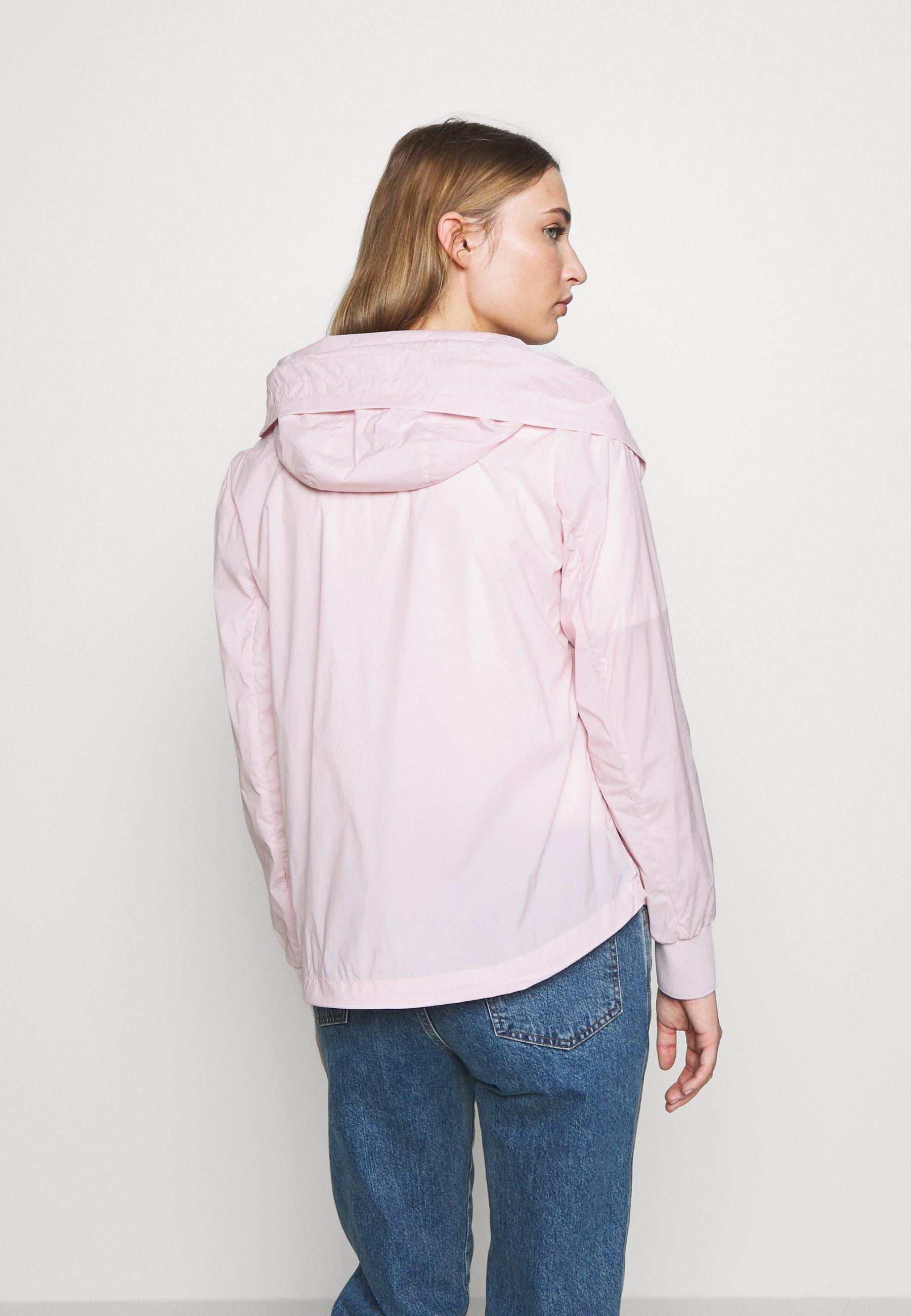 Blauer GIUBBINI CORTI - Giacca leggera - rosa pastello