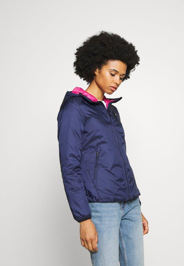 GIUBBINI CORTI IMBOTTITO OVATTA - Winter jacket - blu zaffiro