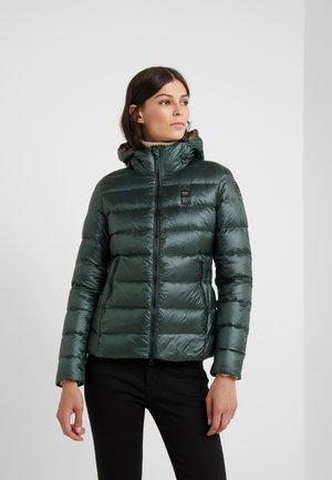 GIUBBINI CORTI IMBOTTITO  - Down jacket - oliv
