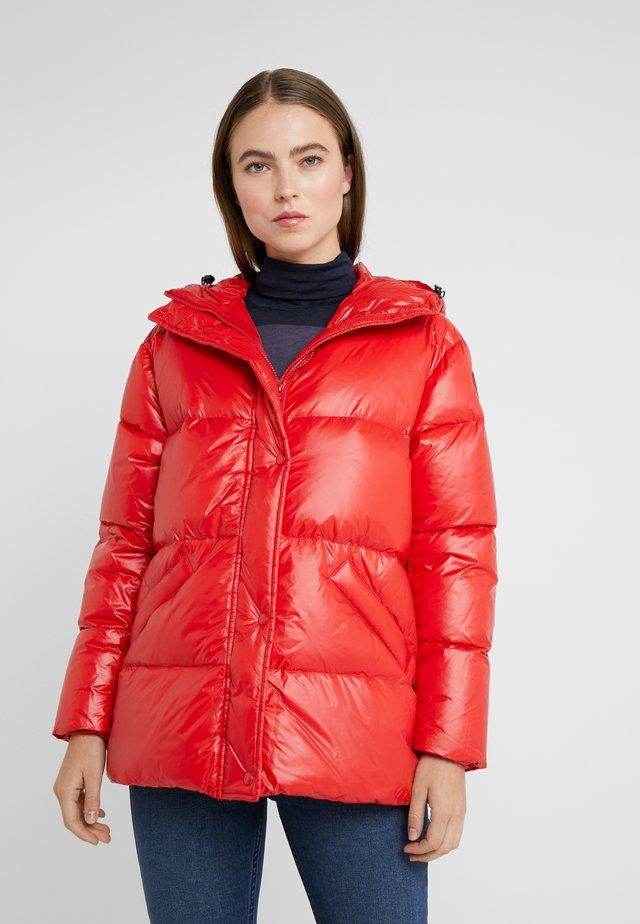 BLOUSON IMBOTTO - Gewatteerde jas - red