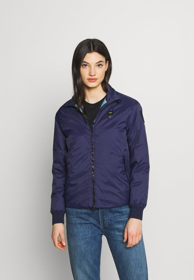 PADDED JACKET - Jas - navy
