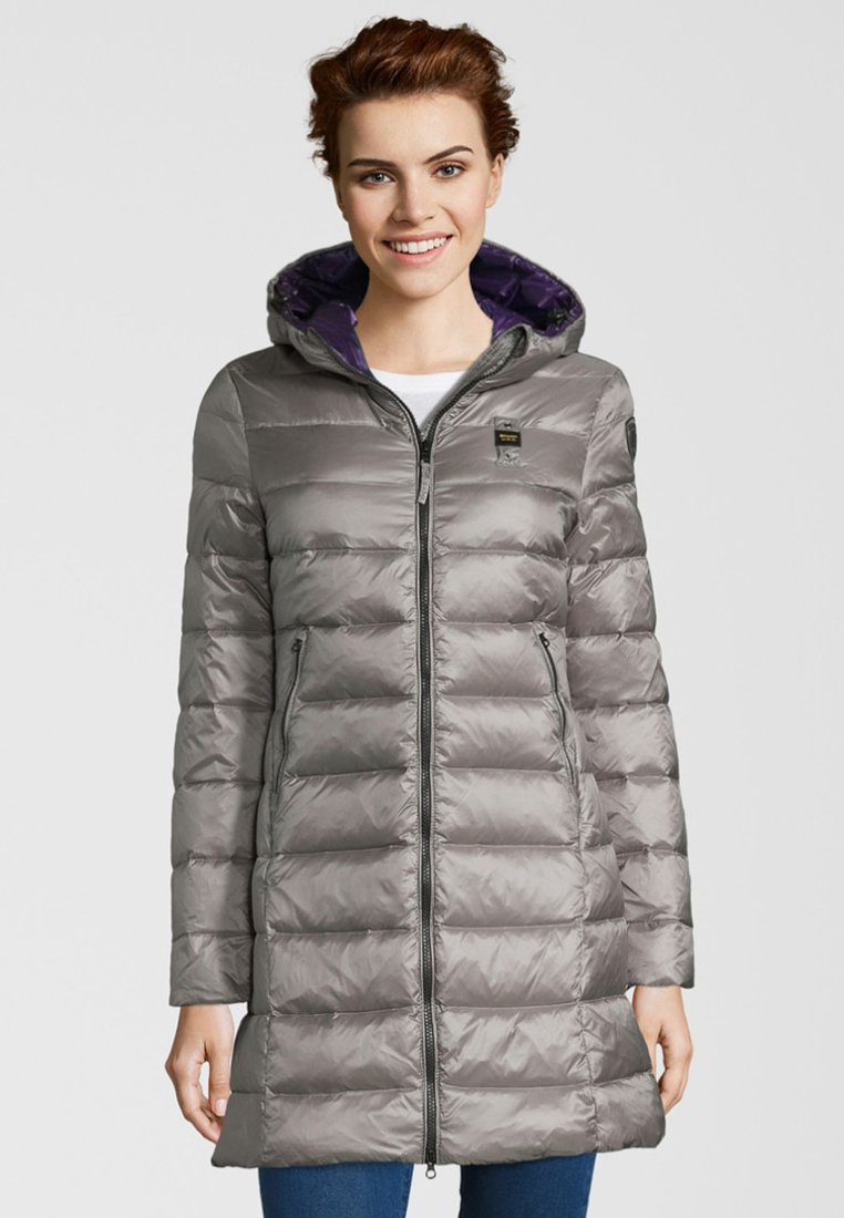 Blauer - MIT KAPUZE - Down coat -  grey