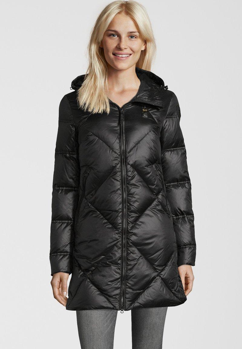 Blauer - LUNGHI - Down coat - black