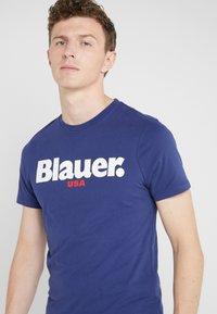 Blauer - T-shirt med print - blue - 4
