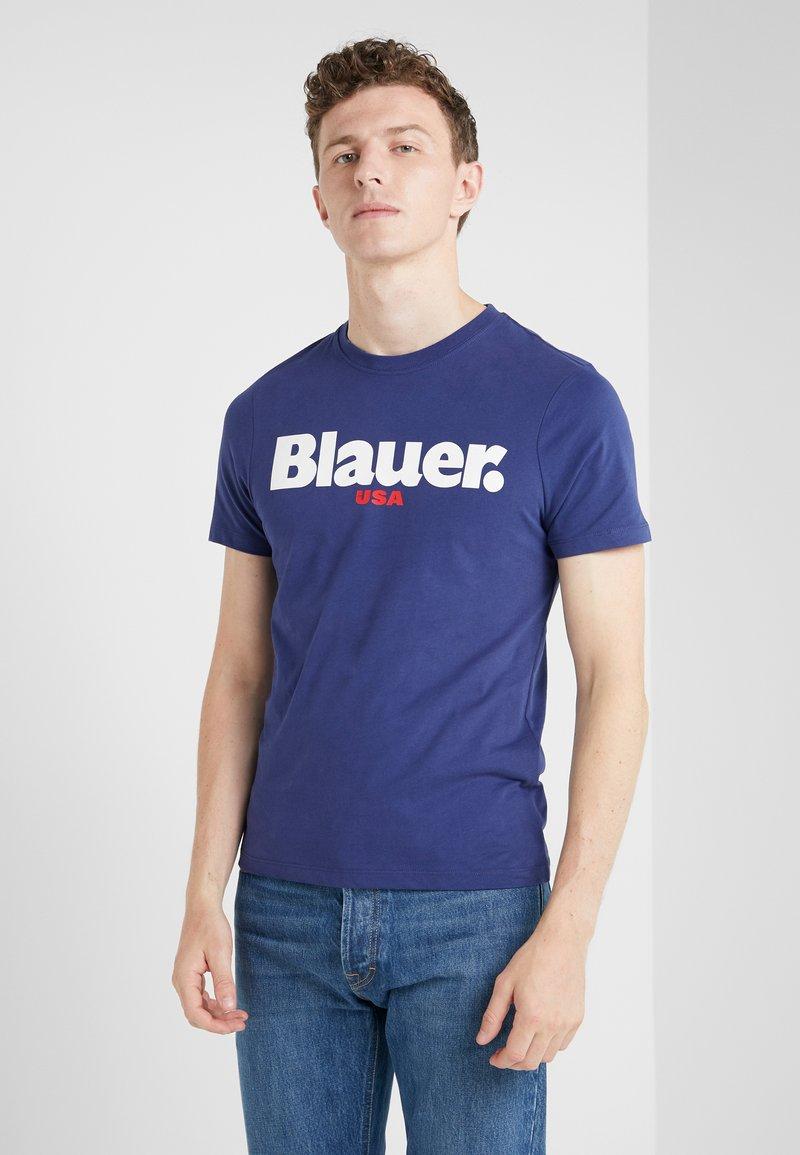 Blauer - T-shirt med print - blue