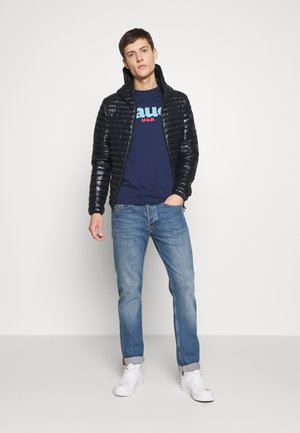 MANICA CORTA - T-shirts print - blu zaffiro