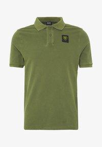 Blauer - MANICA CORTA APERTURA - Poloshirts - verde olivastro - 4