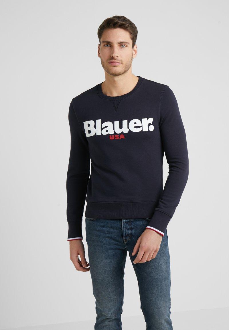 Blauer - Sweater - navy