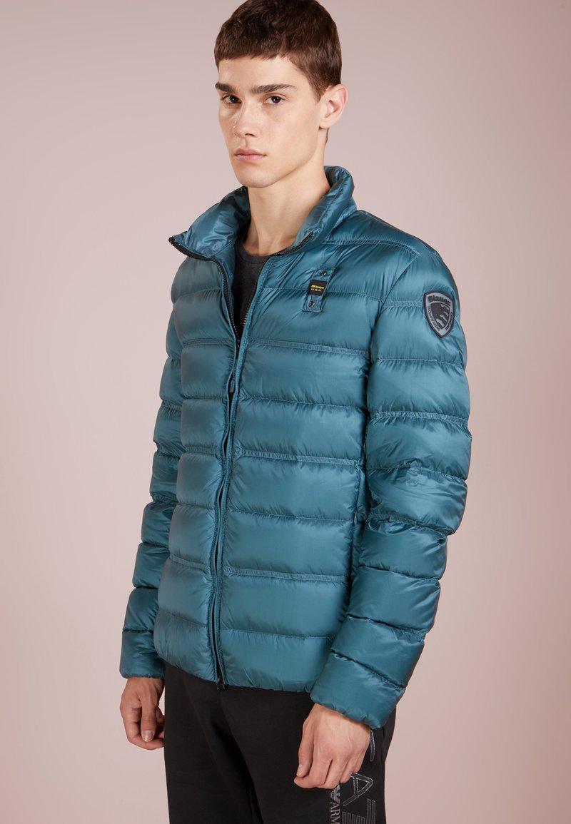 Blauer - GIUBBINI CORTI  - Gewatteerde jas - green hydro