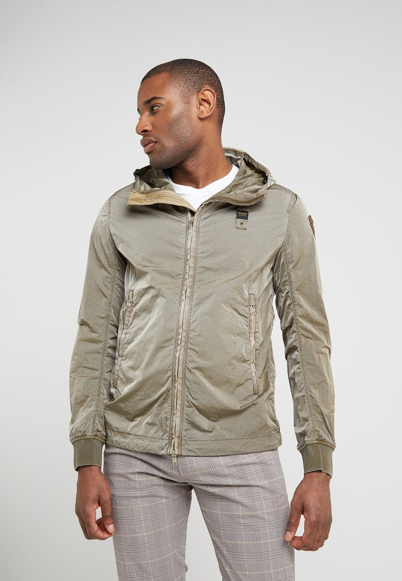 Blauer - Summer jacket - olive