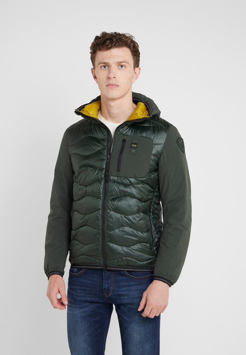 Blauer - Winter jacket - green