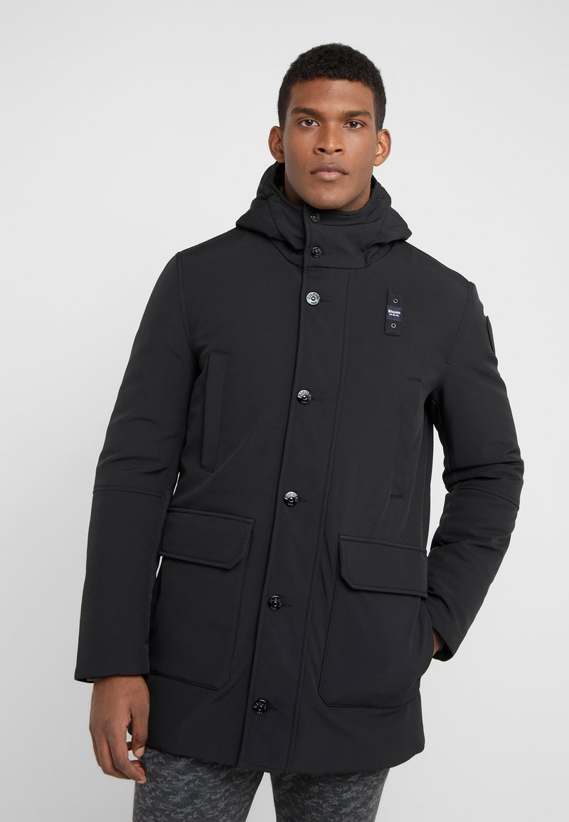Blauer - Down coat - black