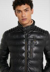 Blauer - Skinnjakke - black - 3
