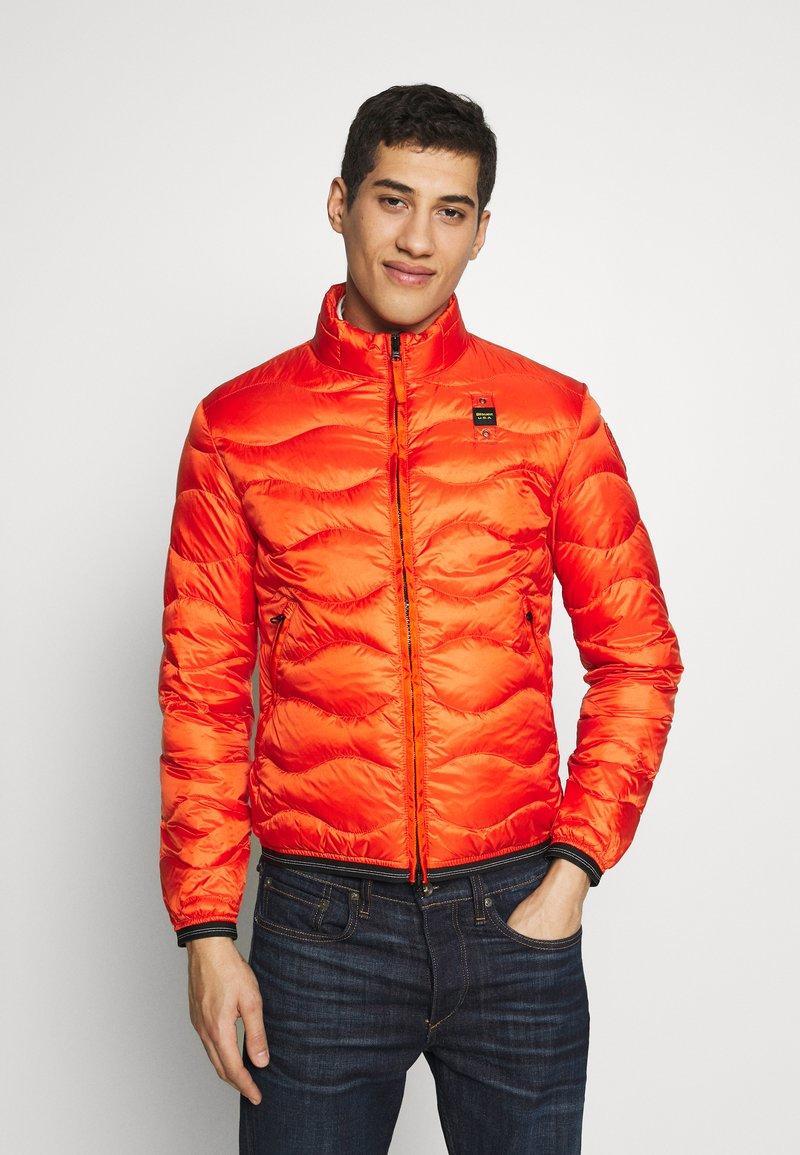 Blauer - Dunjacka - arancio brillante