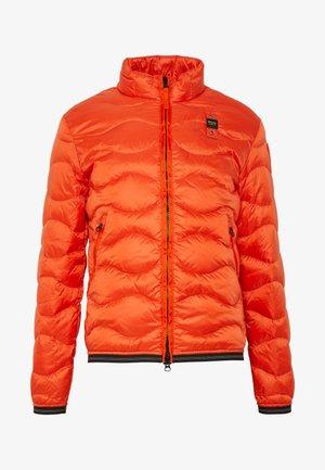 Down jacket - arancio brillante