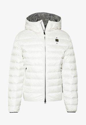 Down jacket - bianco ottico