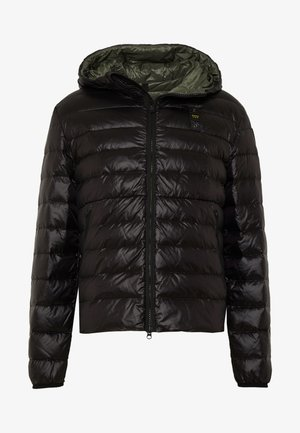 Down jacket - nero