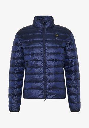 GIUBBINI CORTI IMBOTTITO - Down jacket - blu zaffiro