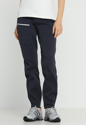 UTNE LADY - Pantalon classique - dark navy/alu