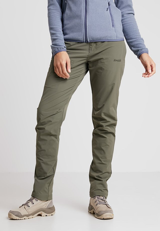 MOA - Pantaloni - greenmud/seaweed