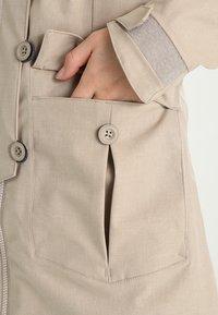 Bergans - BJERKE  - Hardshell-jakke - greyish beige - 4
