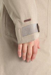 Bergans - BJERKE  - Hardshell-jakke - greyish beige - 5