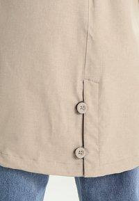 Bergans - BJERKE  - Hardshell-jakke - greyish beige - 6