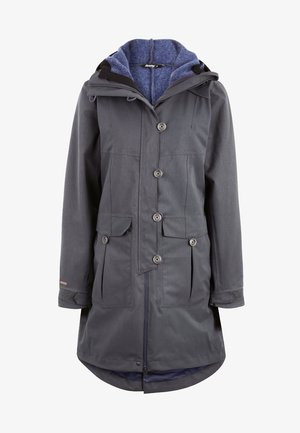 BJERKE 2-IN-1 LADY COAT - Parka - solid charcoal