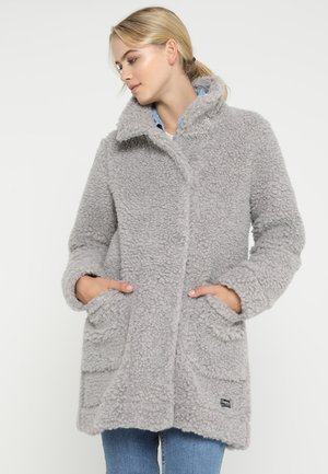 OSLO LOOSE FIT - Classic coat - grey melange