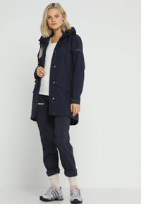 Bergans - OSLO COAT - Parka - dark navy - 1