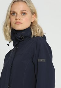 Bergans - OSLO COAT - Parka - dark navy - 4